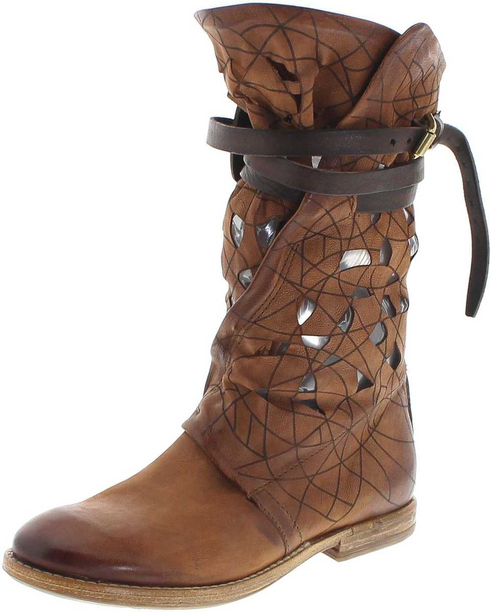 A.S.98 630301 Castagna Fashion boots - brown