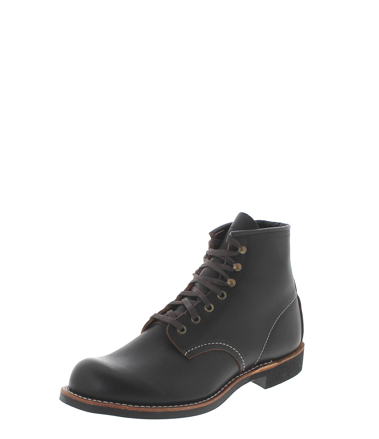 Red Wing Shoes 3345 BLACKSMITH Black Schnürstiefel - schwarz