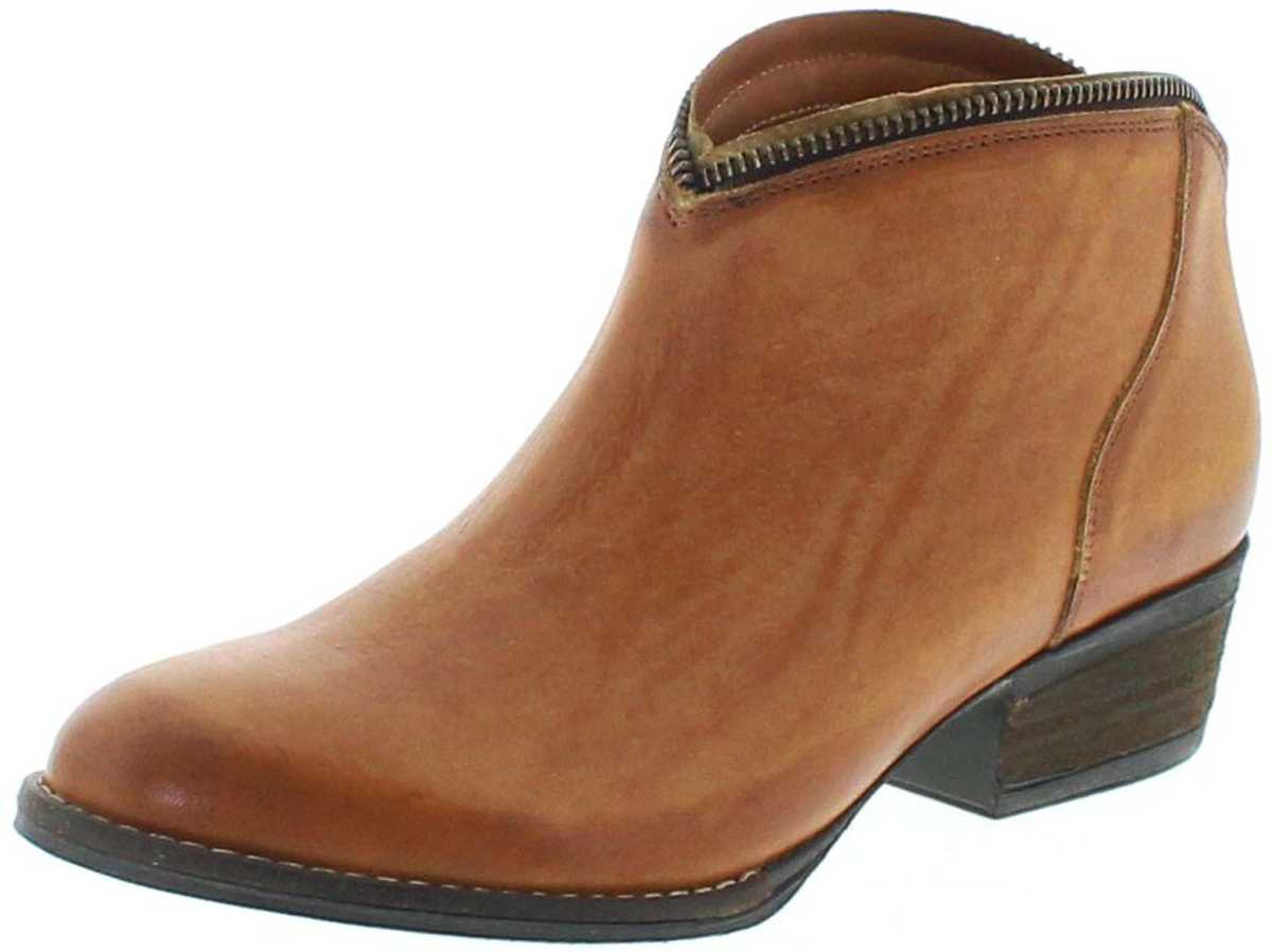 Mezcalero Shoes 2033 SOFIA Orange Fashion Stiefelette -  braun