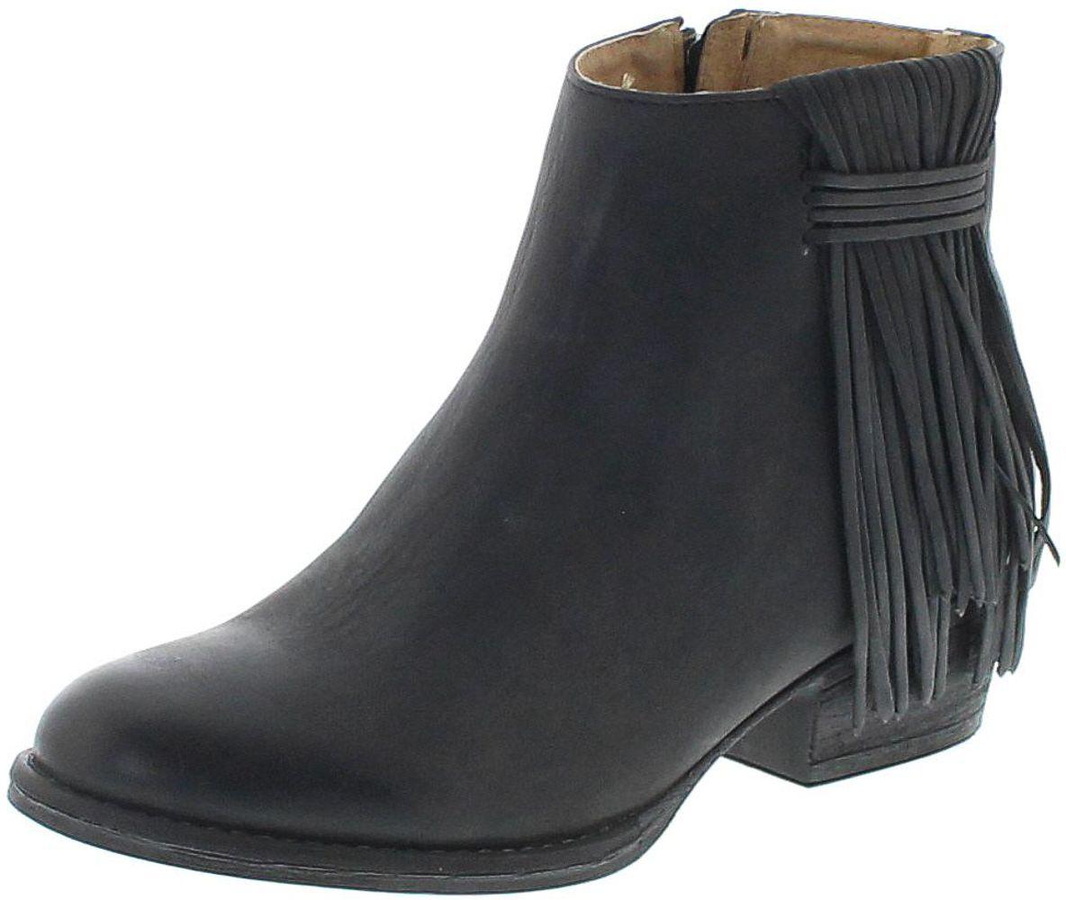 Mezcalero Boots 2000 CAMIL Negro Fashion Stiefelette - schwarz