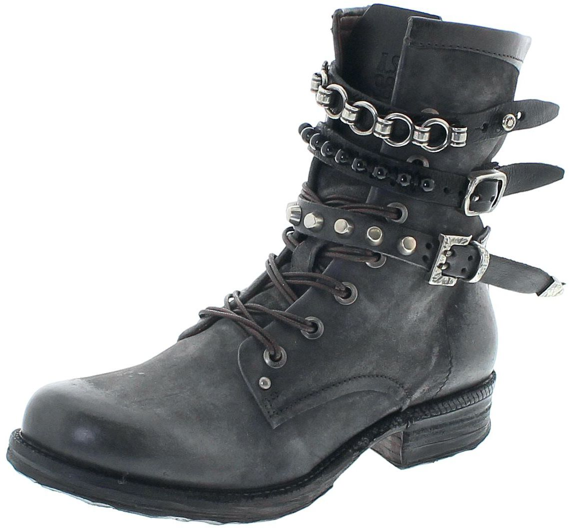 A.S.98 520278 Nebbia Fashion Boots - grey