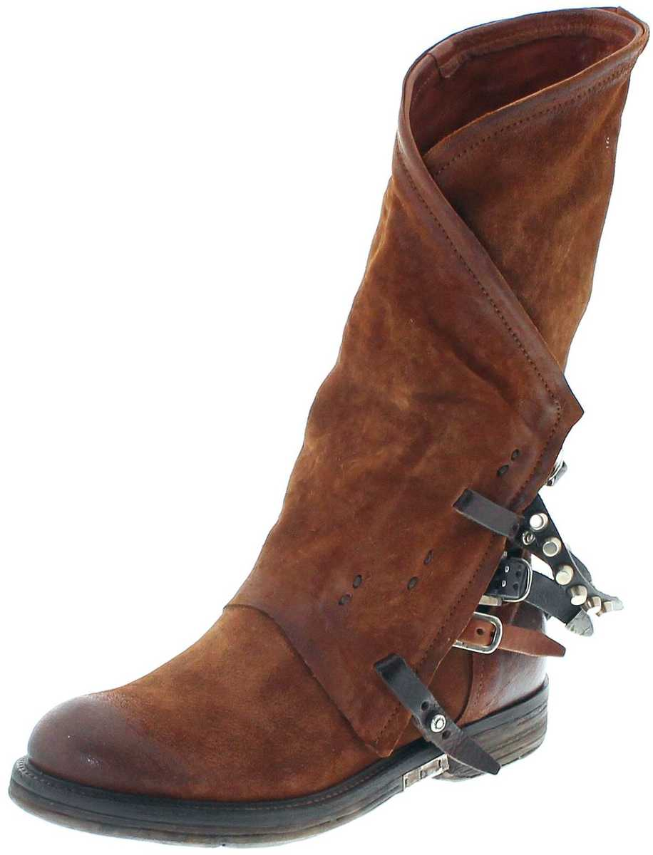 A.S.98 227304 Nero Fashion Boots - brown