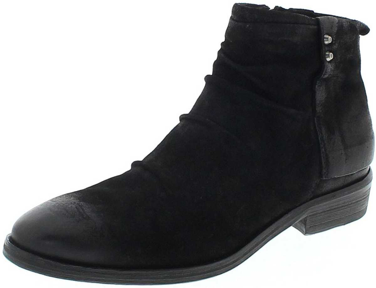 A.S.98  390210 Nero Fashion bootee - black