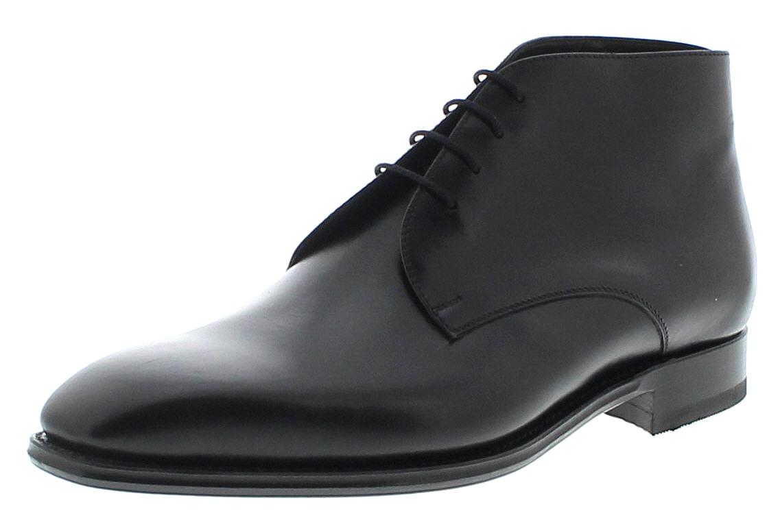 Sendra Boots 7980 Box Brass Negro Lace-up shoe - black