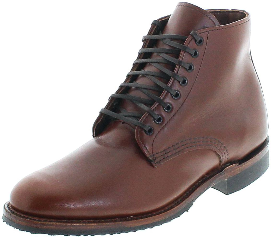 Red Wing Shoes 9435 WILLISTON Teak Lace-Up - brown