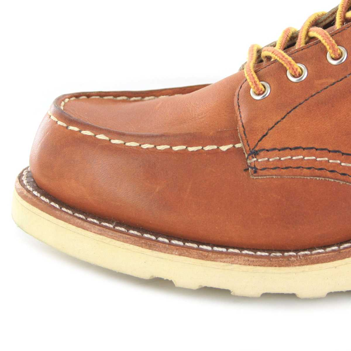 Red Wing Shoes 3375 MOC TOE Oro Legacy Damen Schnürstiefel braun