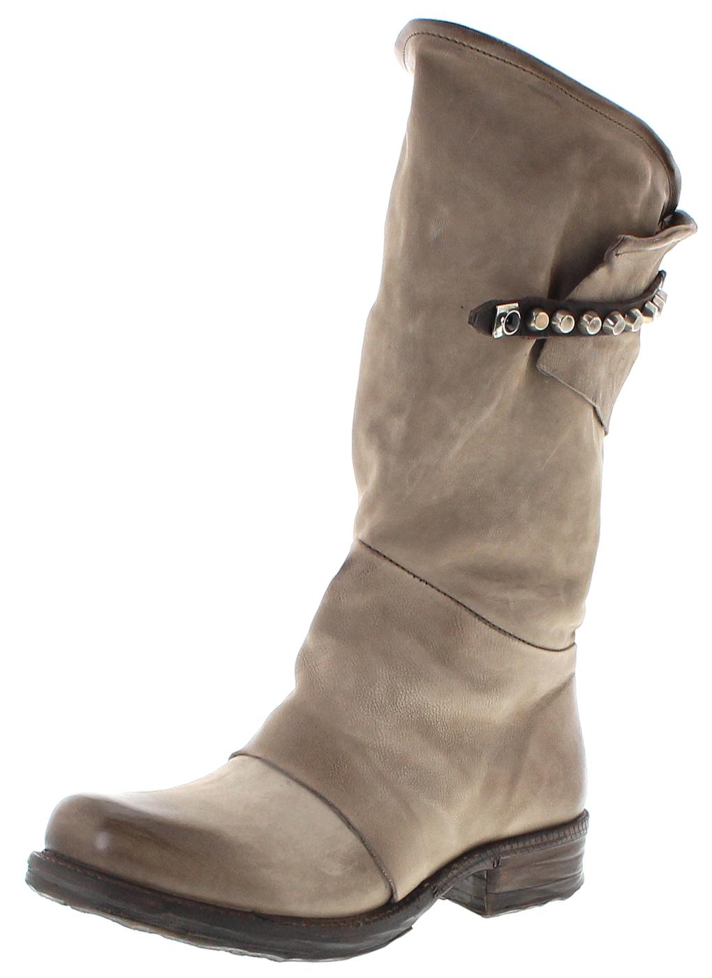 A.S.98 520383 Cartone Fashion Stiefel - grau