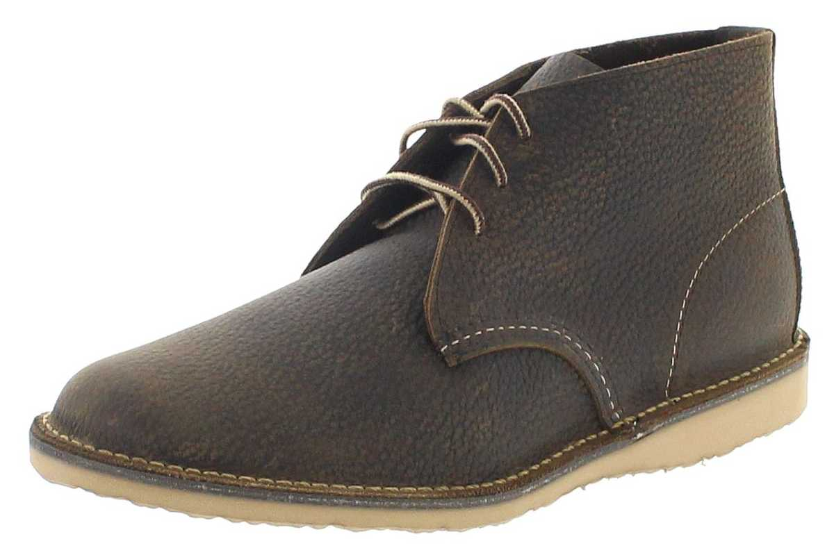 Red Wing Shoes 3327 WEEKENDER CHUKKA lace-up boots - green brown