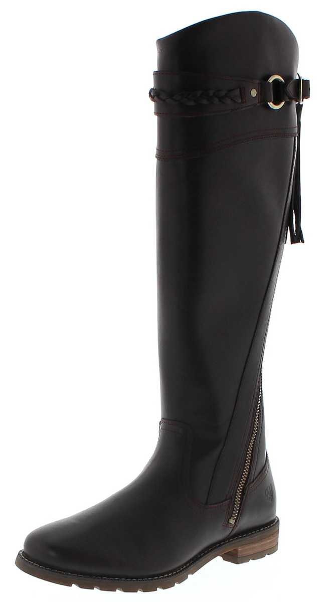 Ariat 24985 Alora Cordovan Riding boots - brown