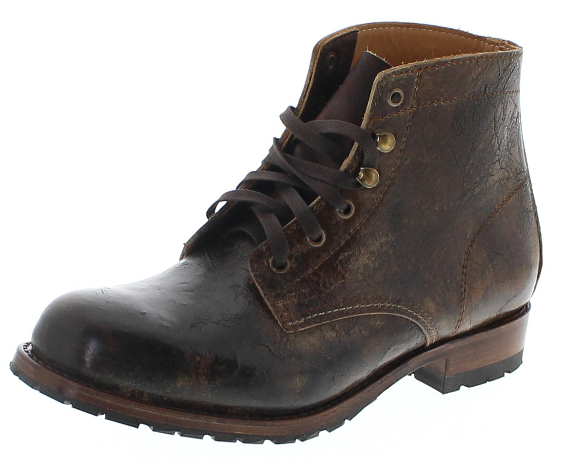 Sendra Boots 10604 Camello Men's lace-up boots - brown