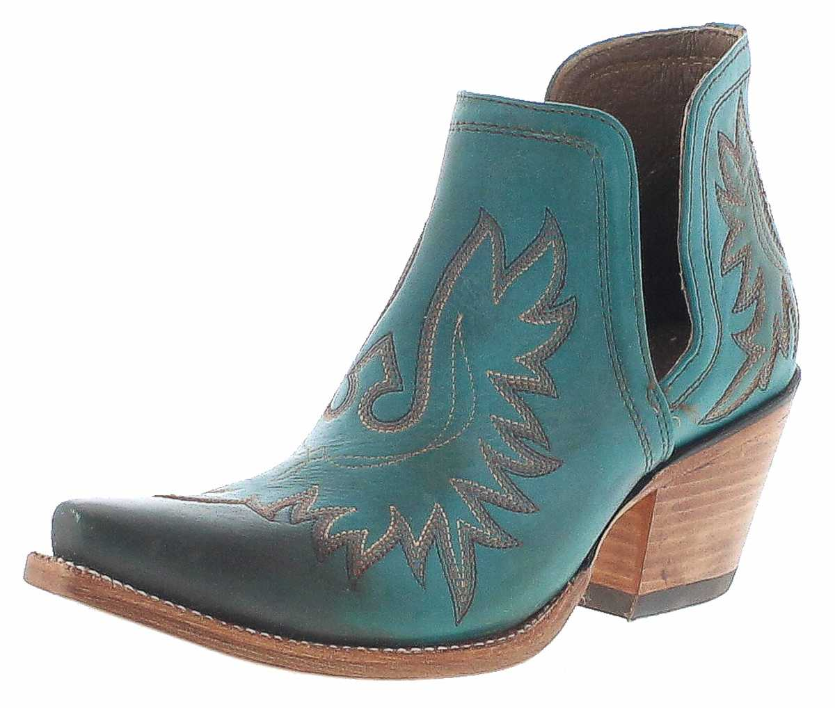 Ariat 27280 DIXON Agate Green Ankle boots ladies - green