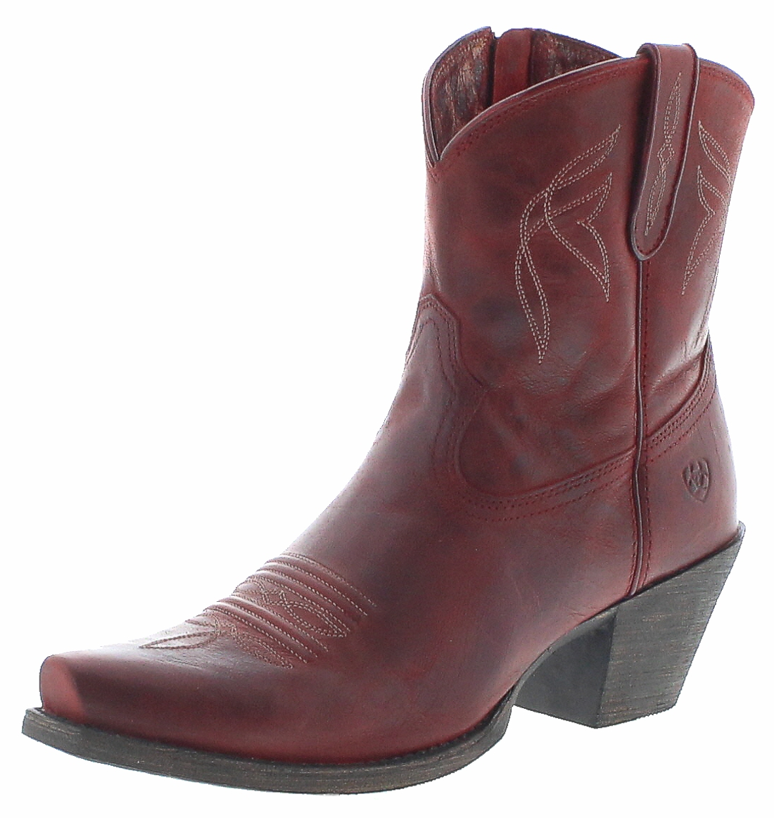Ariat 27260 LOVELY Grenadine Ankle boots women - red