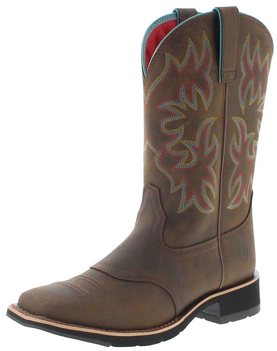Ariat 18676 DELILAH Western Riding Boot - brown