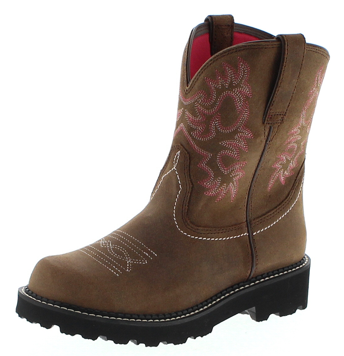 Ariat 21484 FATBABY Dark Barley Western boots - brown