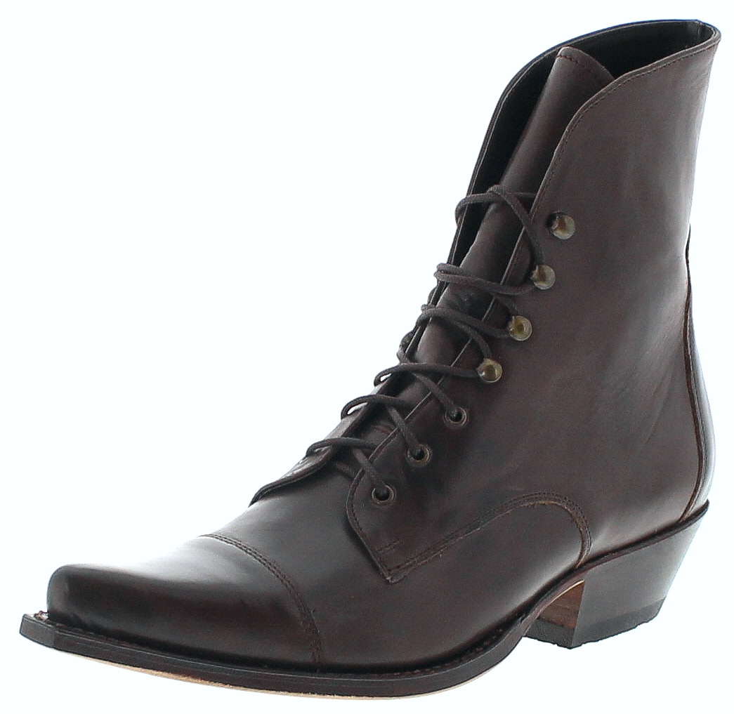 Sendra Boots 2699 MS064 Marron Western Boots Ladies - dark brown