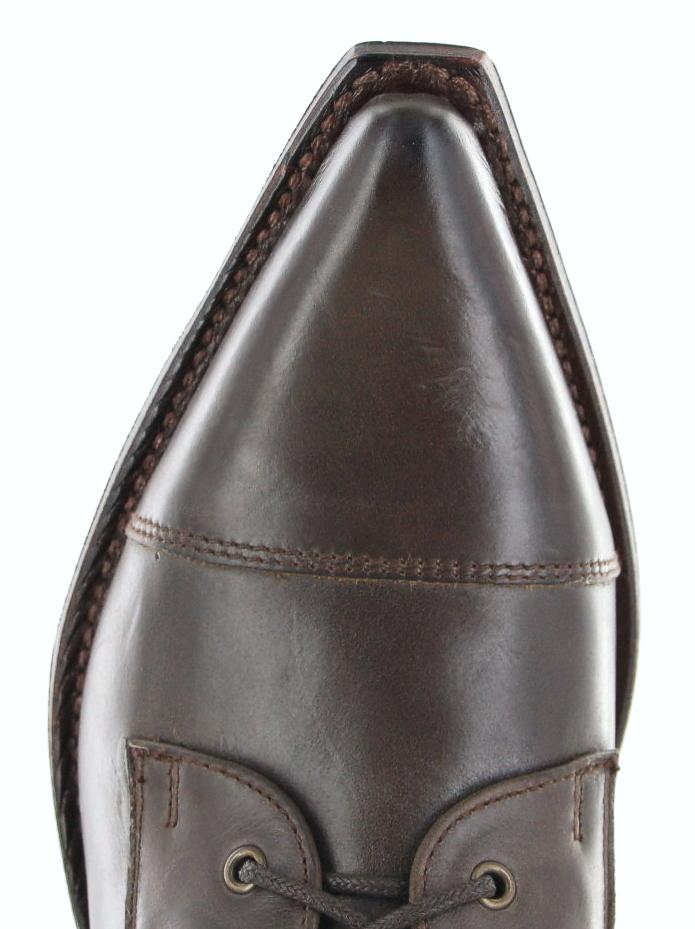 Sendra Boots 2699 MS064 Marron Damen Schnürstiefel braun