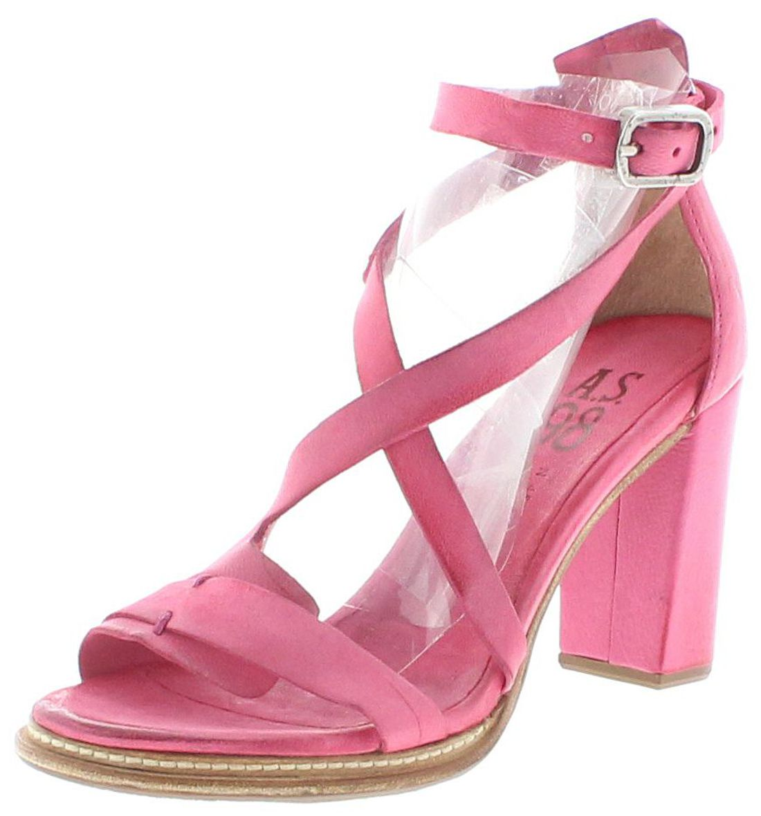 A.S.98 589004 Shock Ladies Fashion Sandal - pink