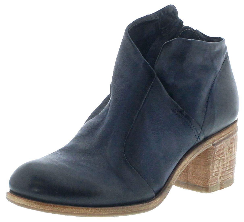 A.S.98 597211 Blu Ladies Fashion Shoes - blue