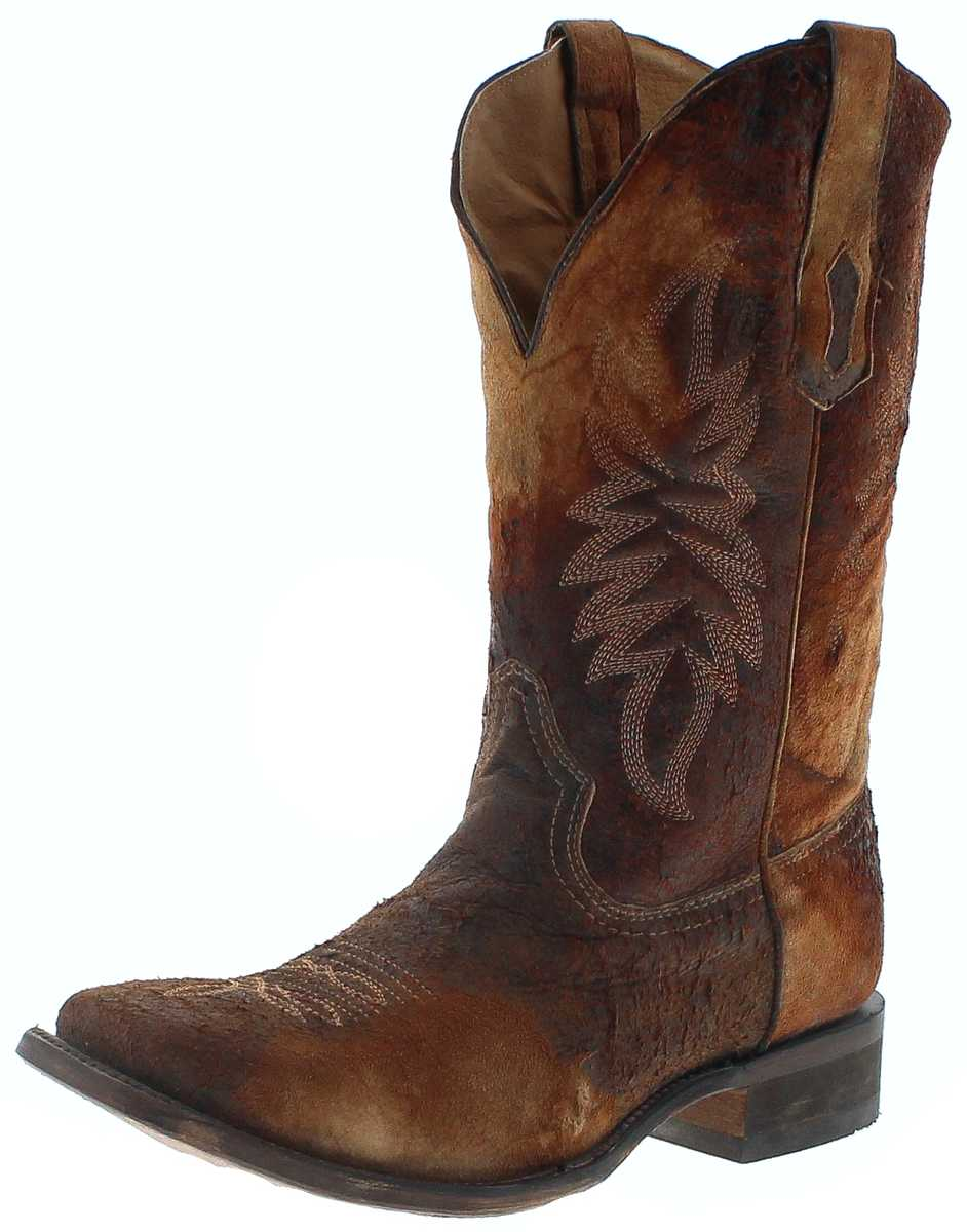 Corral Boots A3485 Braun Western riding boots - brown