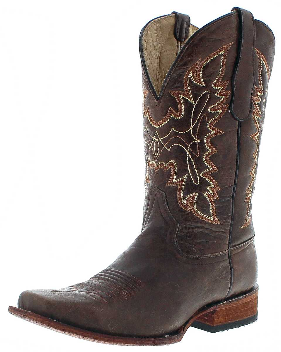 Corral Boots L5393 Brown Western riding boots - brown