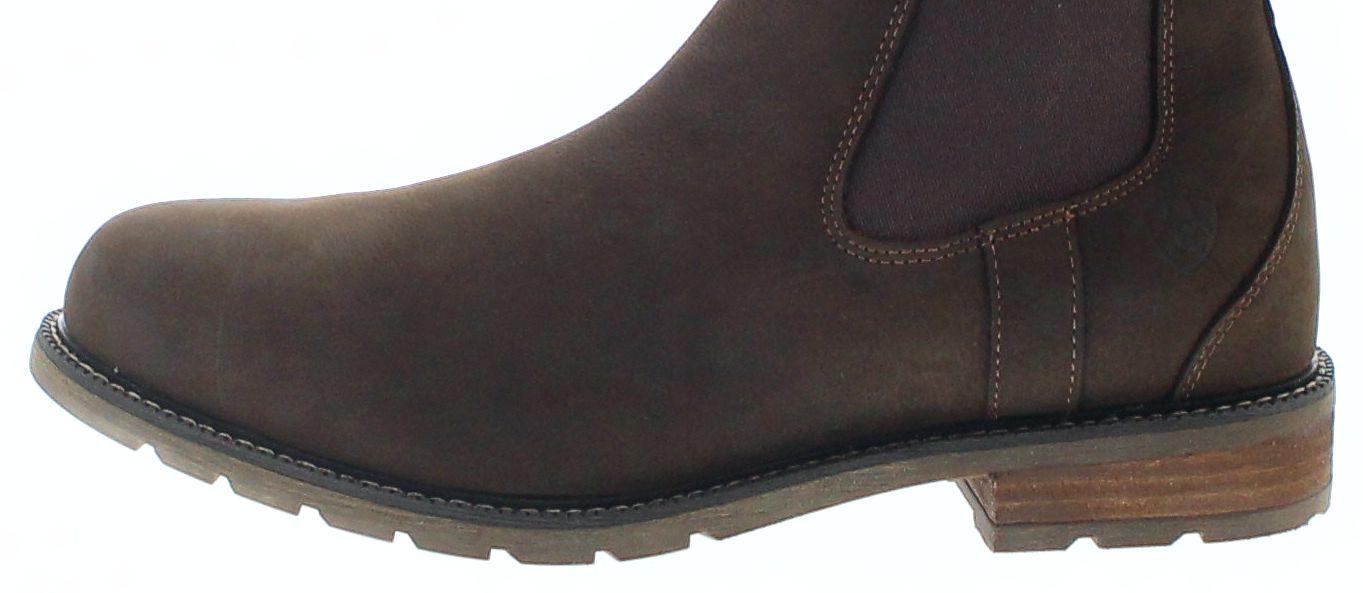 Ariat 24949 Wexford Wasserdichte Boots Java Herren Chelsea Braun H2o wOP0vmNy8n