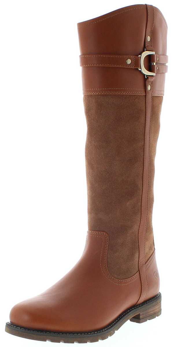 Ariat 24991 LOXLEY Honeycomb riding boot - brown