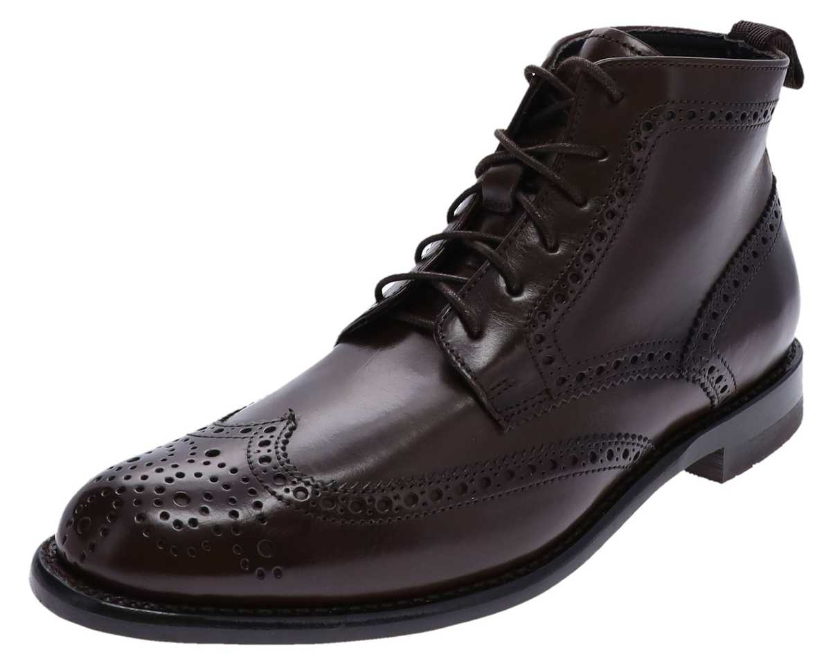 Sendra Boots 10742 Brown Mens Business Shoes - brown