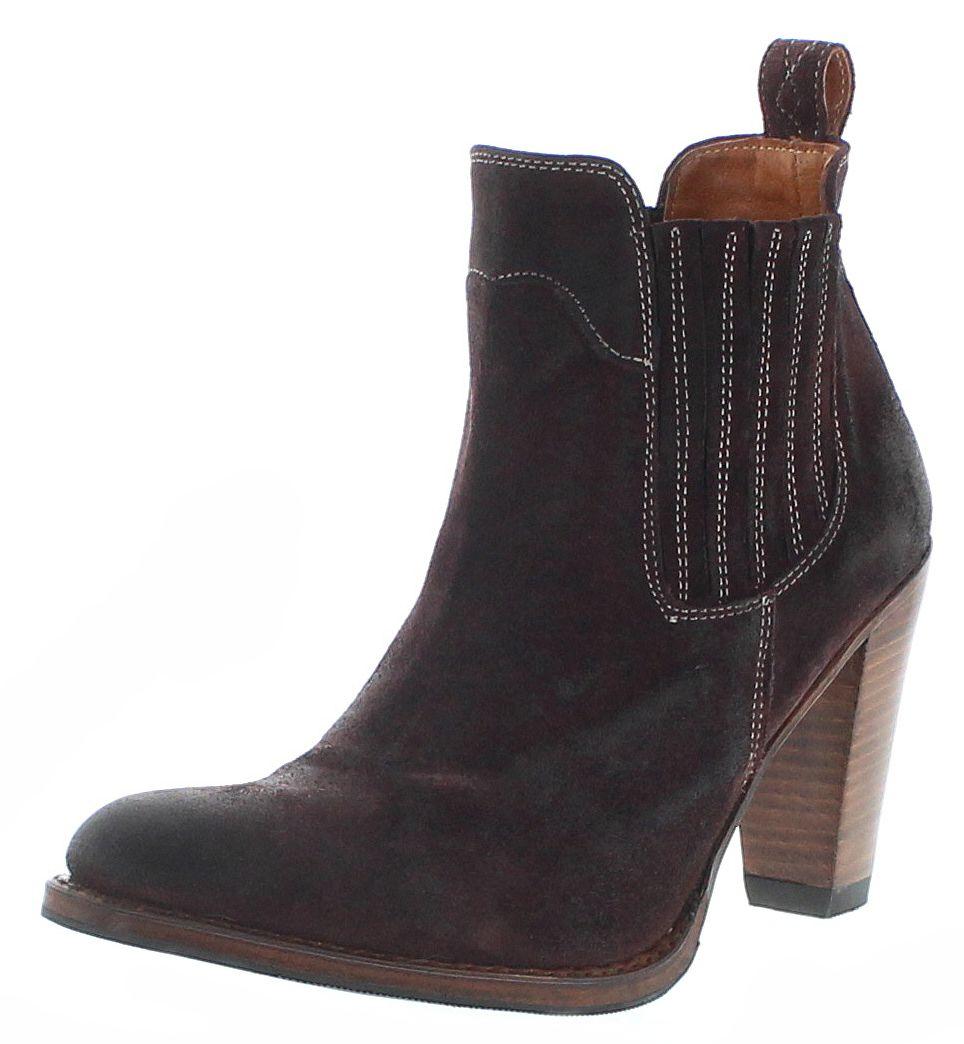 Sendra Boots 10565 Vesubio Damen Lederstiefelette - braun