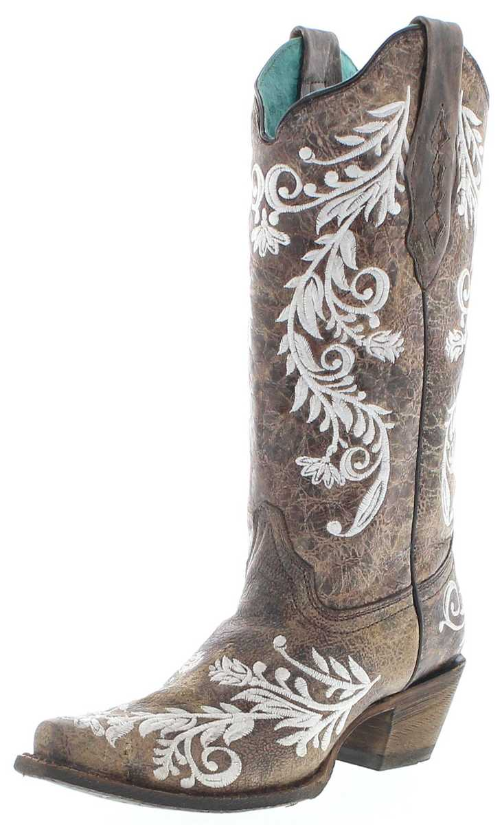 Corral Boots A3753 Western Boots - brown