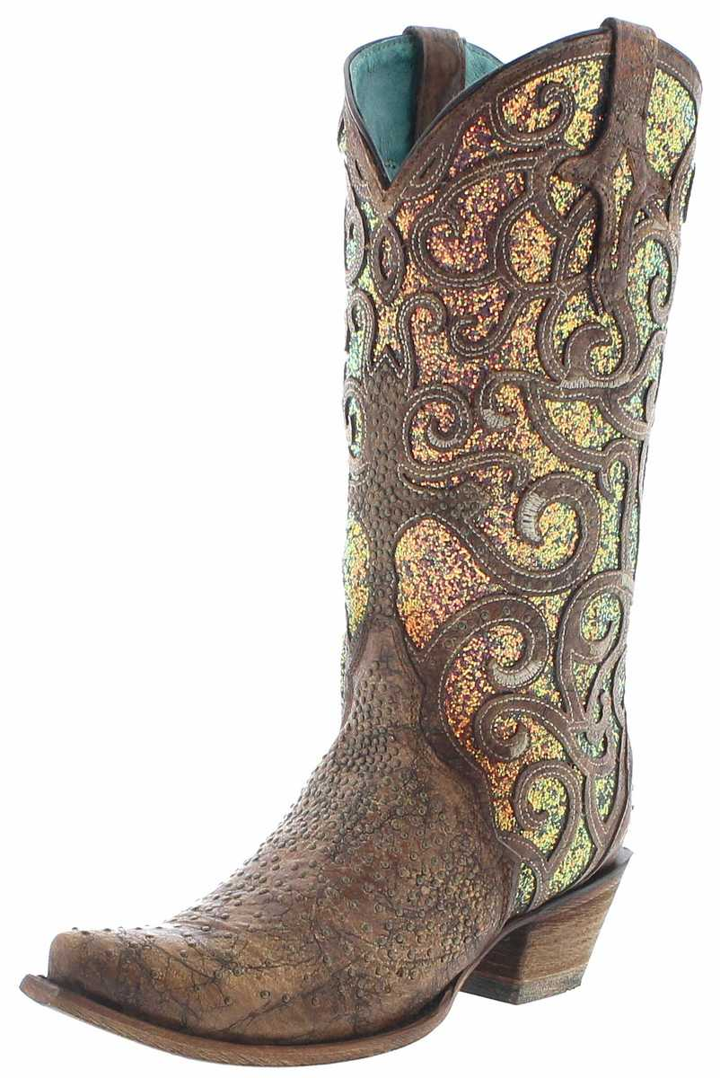 Corral Boots C3467 Western Boots - brown