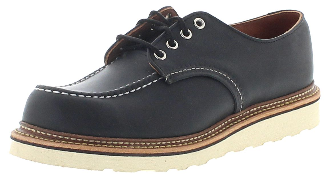 Red Wing Shoes 8106-D Black lace-up shoe - black