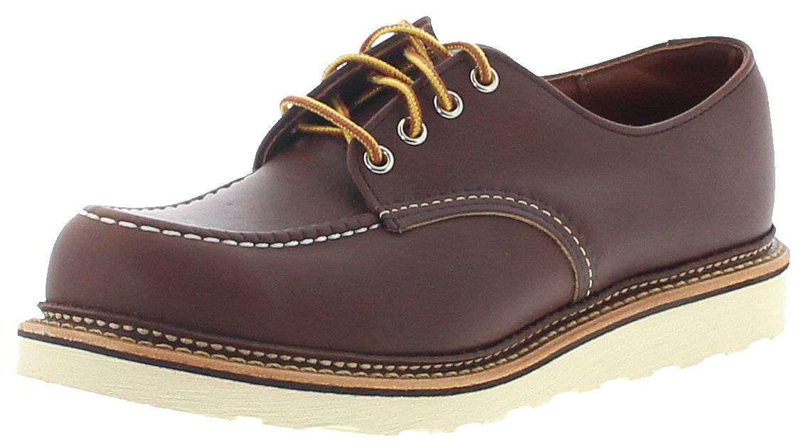 Red Wing Shoes 8109 CLASSIC OXFORD Mahogany Herren Schnürschuh - braun