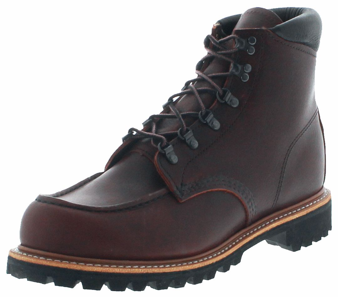 Red Wing Shoes 2927 SAWMILL Brown laced boots - brown