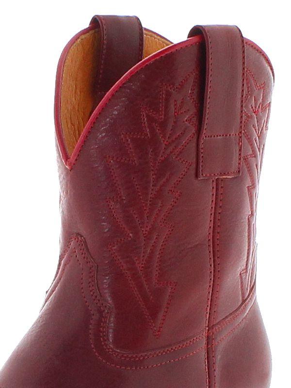 Sendra Boots 16367 Rojo Damen Westernstifeletten Rot
