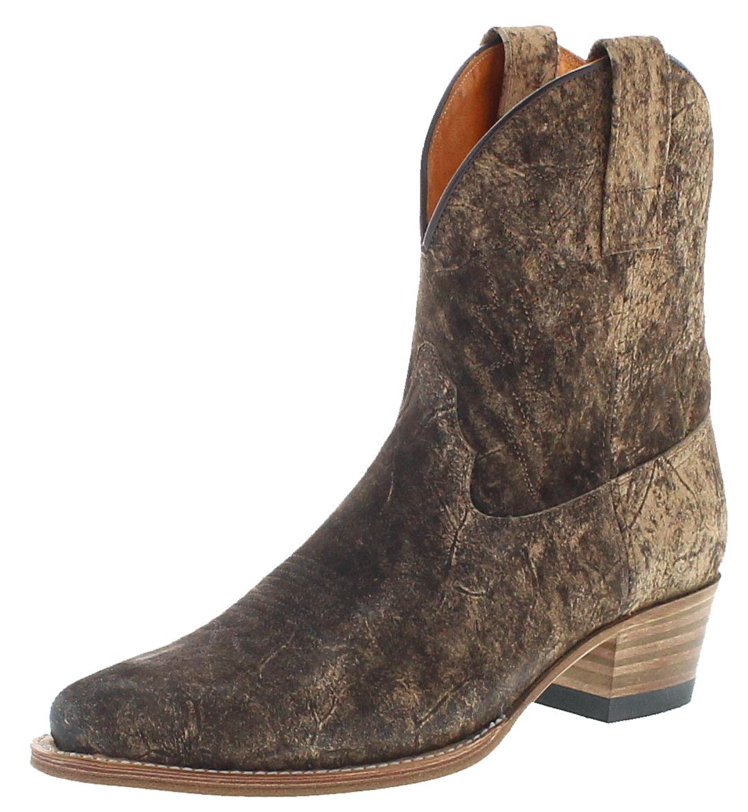 Sendra Boots 16367 Animal Marron Ladies Western Bootee - brown