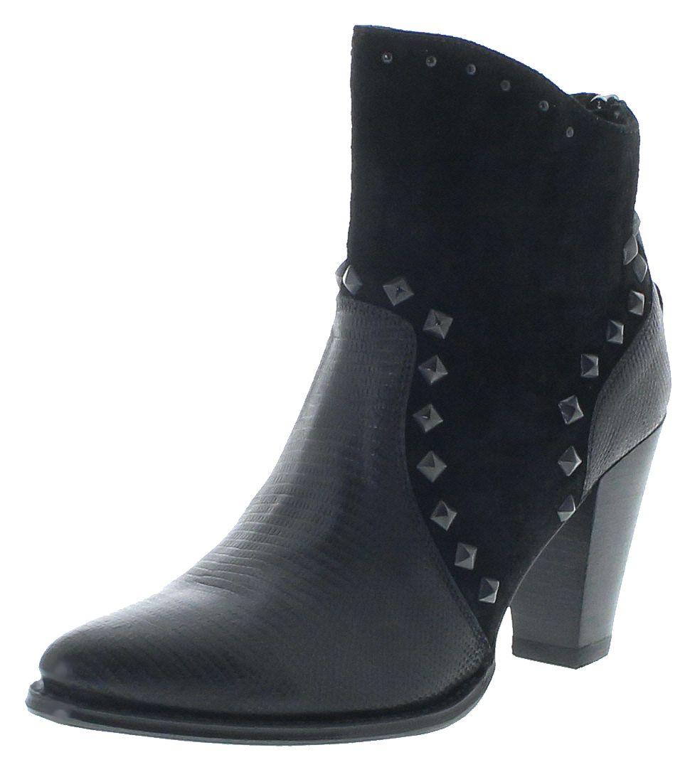 Sendra Boots 12090 Harley Negro Fashion Western Stifelette - black