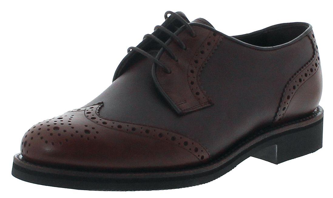 El Estribo 3005-2 Brown Herren Business Schuhe - braun