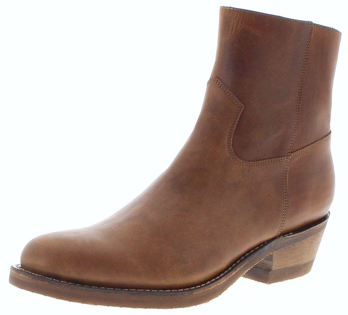 Sendra Boots 4984 Rastro Men Western Bootee - brown
