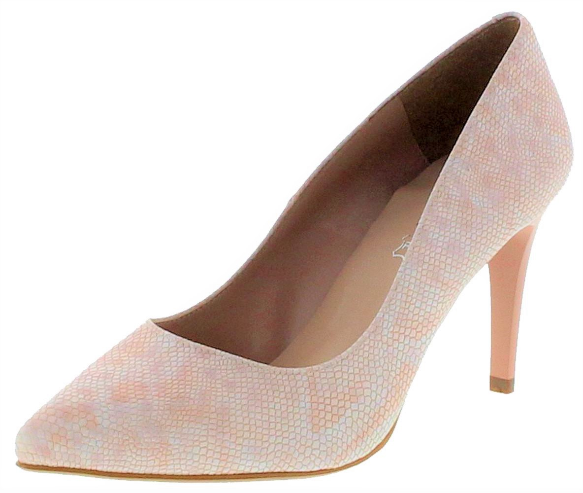 Giulia PITONE SOFIA SKIN Ladies Pumps- light pink