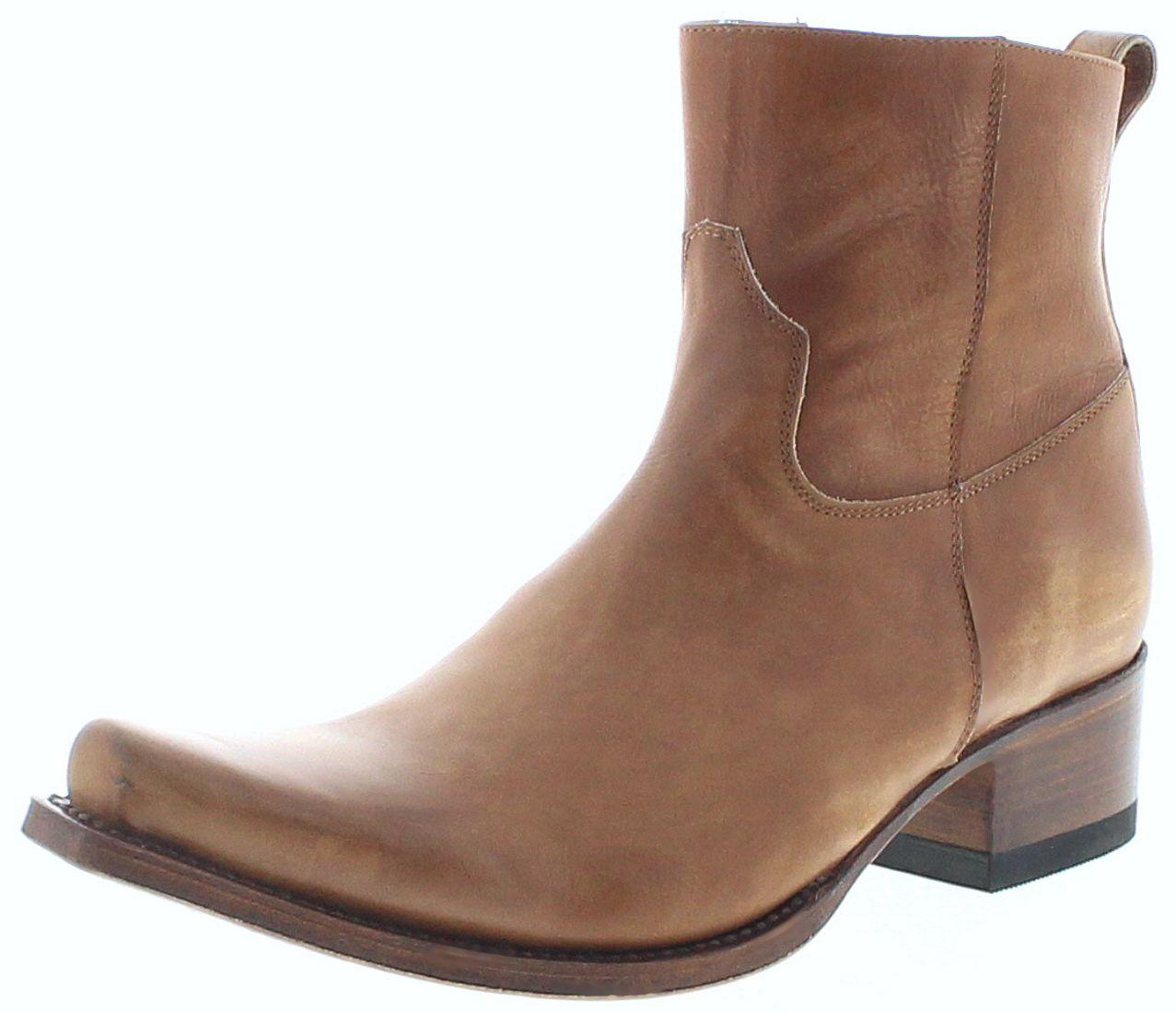 Sendra Boots 12322 023 Lavado Herren Stiefelette - braun