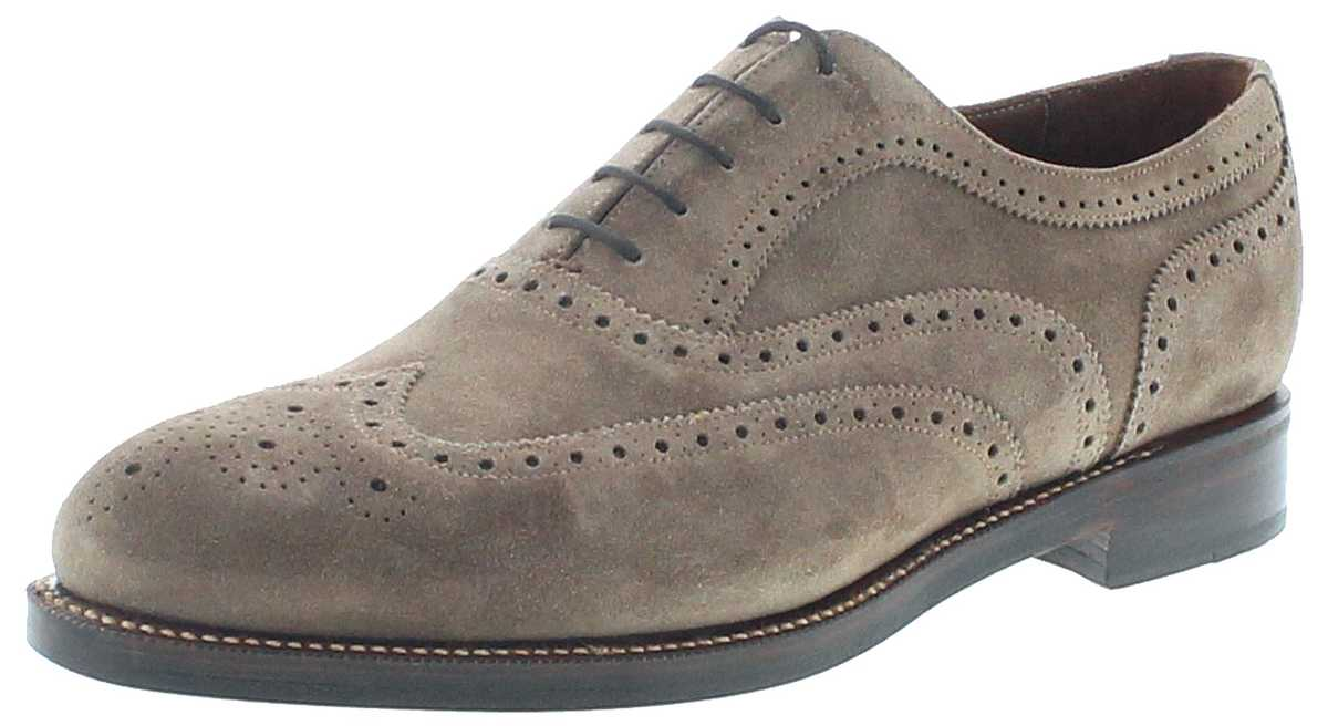 Sendra Boots 16069 Men Business Shoes - grey
