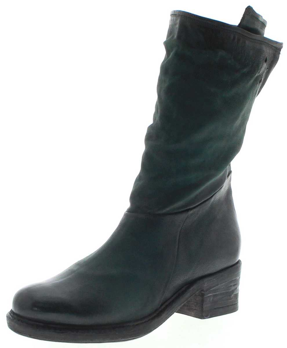 A.S.98 261350 Balsamic Ladies Boots - green
