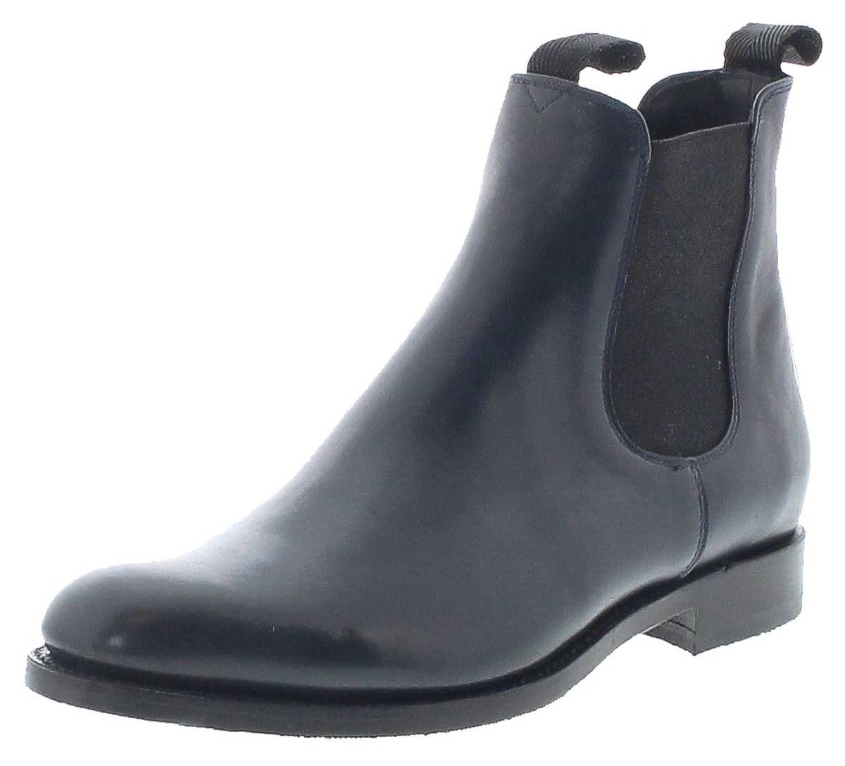 Sendra Boots 12234 Navy Ladies Chelsea Boot - blue