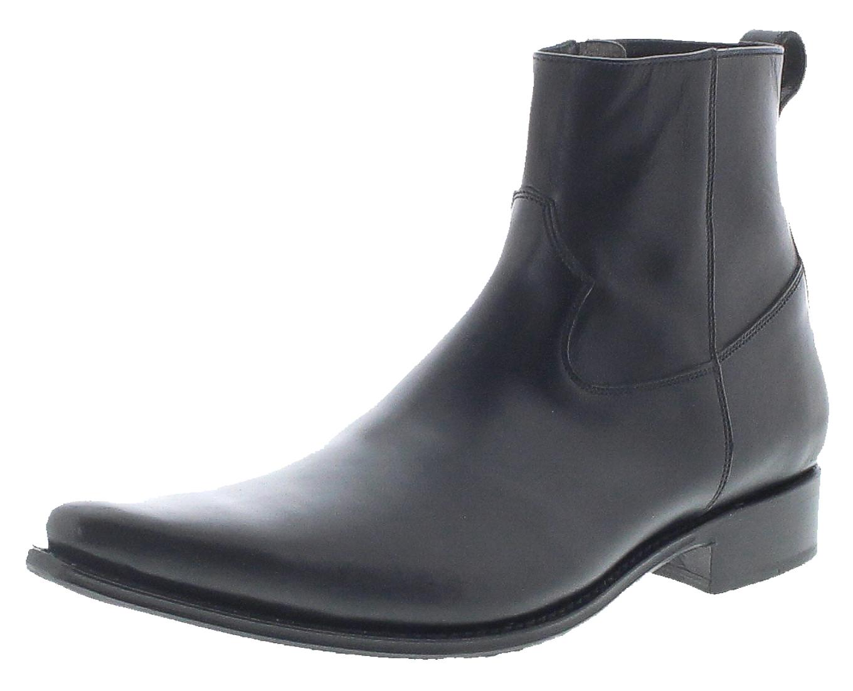 Sendra Boots 12322 Negro Men Leather Bootee - black