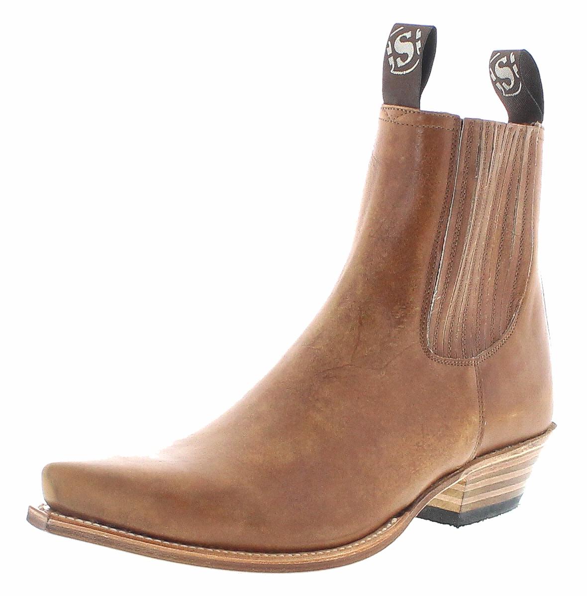 Braun Boots Sendra Olimpia Lavado 1692 Westernstiefelette Herren vmn0wN8