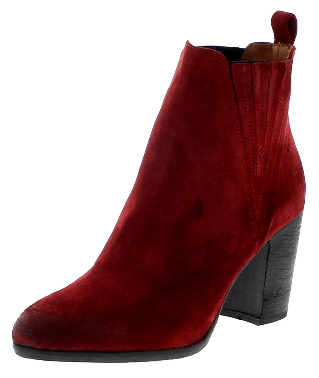 THEA MIKA TM09752 Barolo Damen Stiefelette - rot