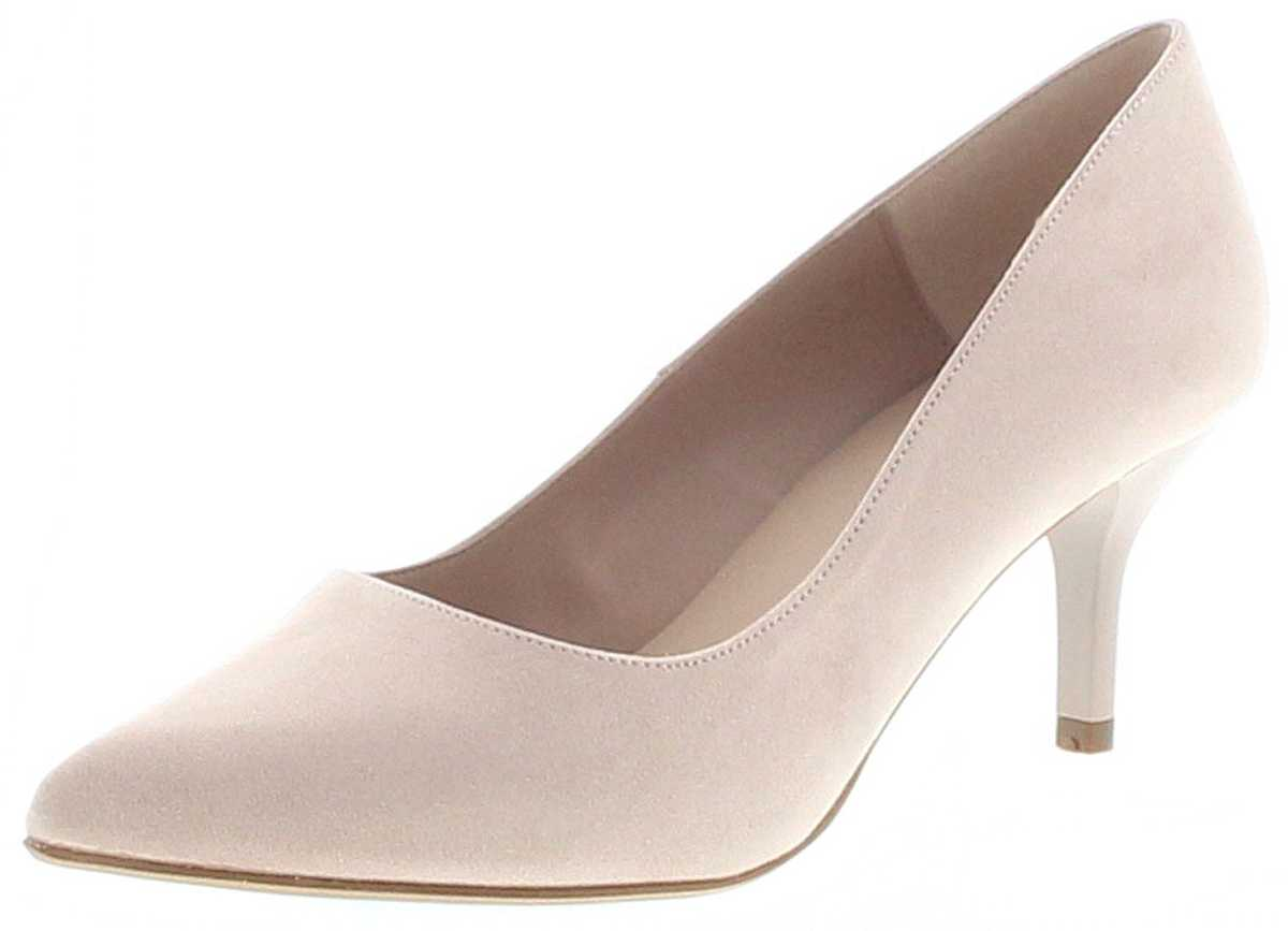 Giulia NUDE Ladies Pumps - beige