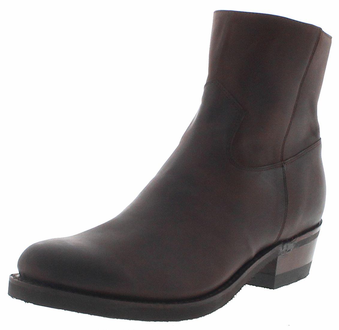 Sendra Boots 4948 LAZO Chocolate Mens Western Stifelette - brown