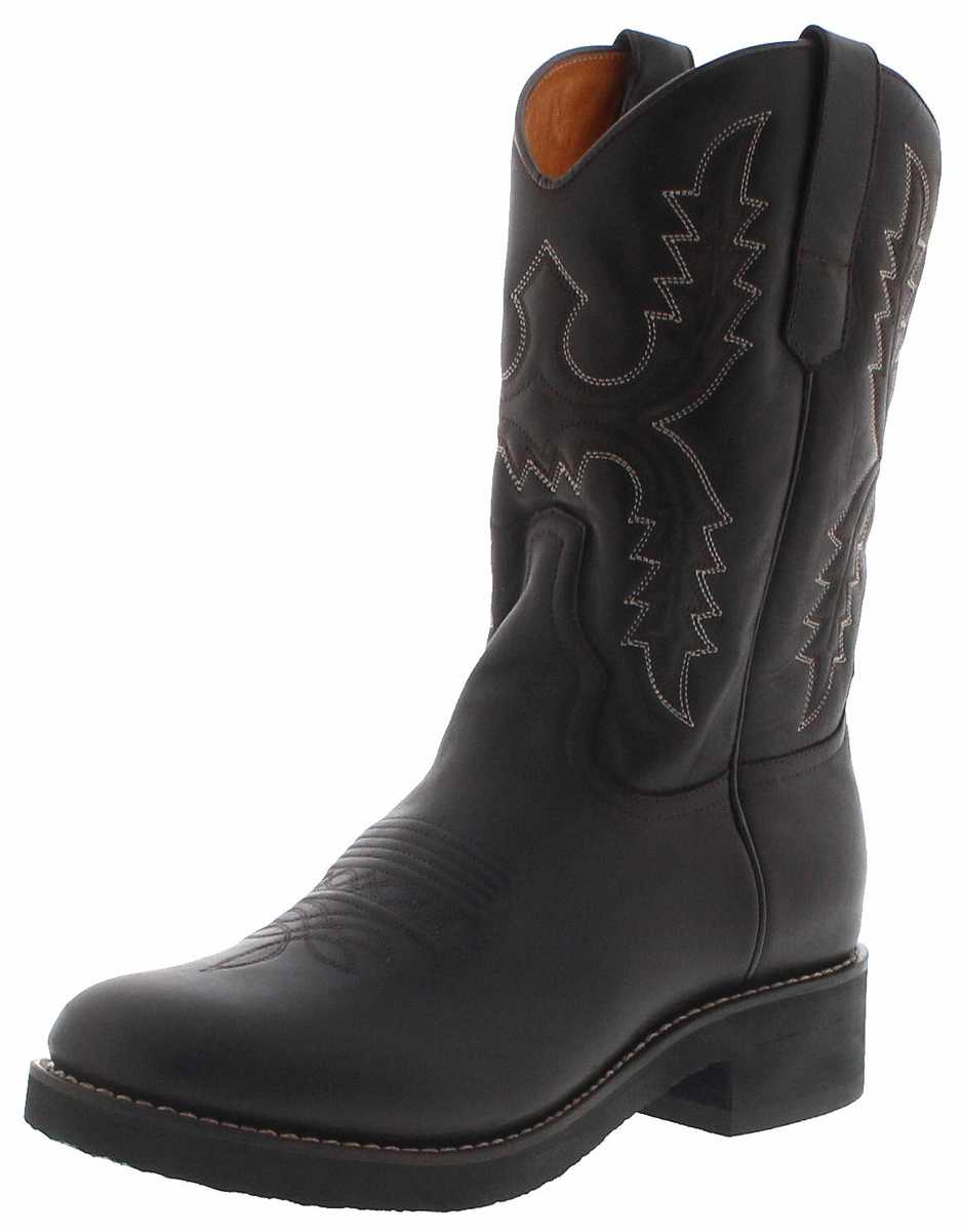 Sendra Boots 11615 Cafe Men's Western Boots - brown
