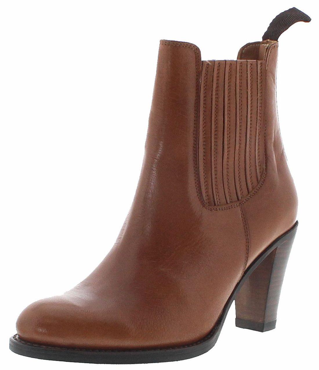 FB Fashion Boots SOFIA Cuero Ladies Bootee - brown